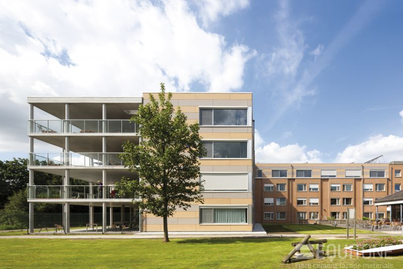 Campus Biezenheem, extension housing/social care centre