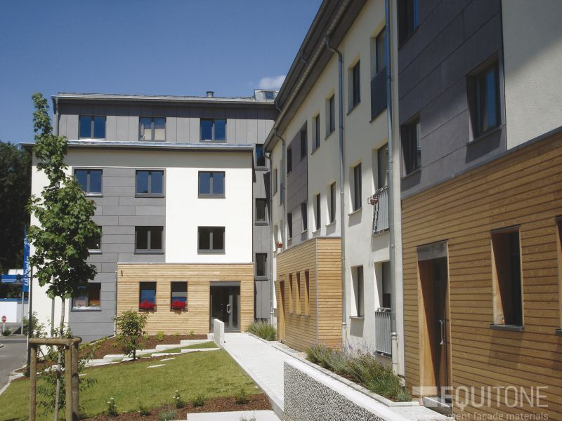Housing project Schifflange - Luxembourg