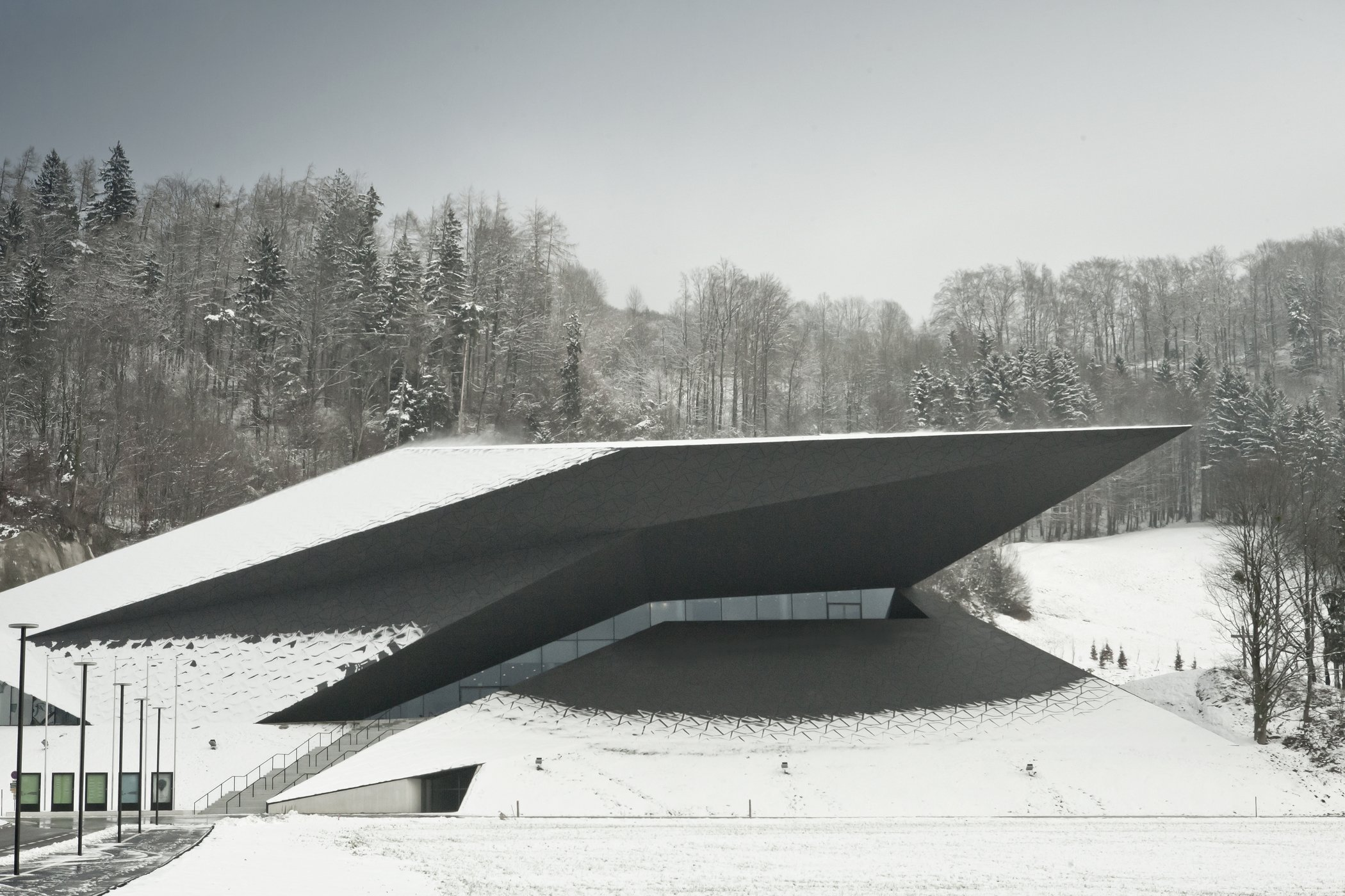 Concert hall for the Tiroler Festspiele, EQUITONE [natura] pro  N073