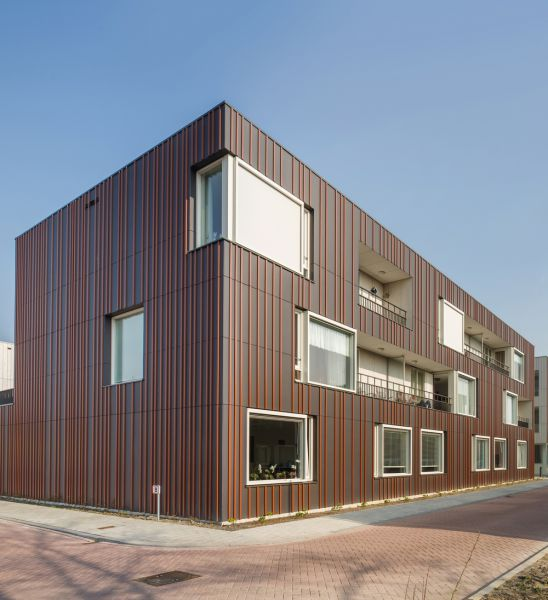The Netherlands - Oude Tongen - care center